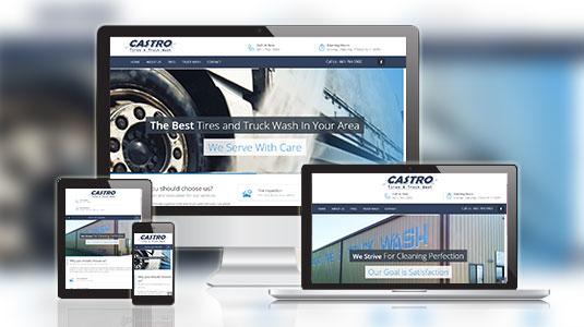 Castro Tire & Truck Wash