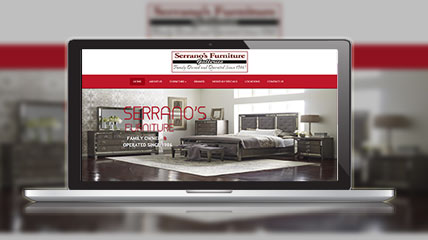 Furniture Services Website